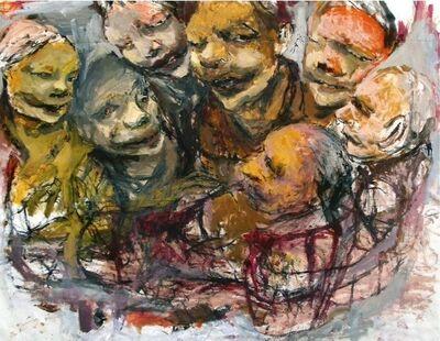 Jose Vivenes, 'Lo Comun (De después del fin de semana)', 2011