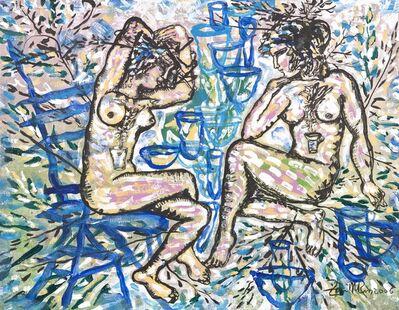 Zaida del Río, 'Desnudo', 2006