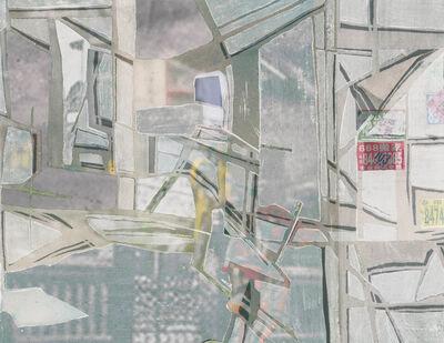 Haoran Chang, 'Untitled (Disappearing) #4', 2018