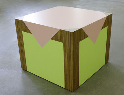 Richard Artschwager, 'Table/Table', 2008