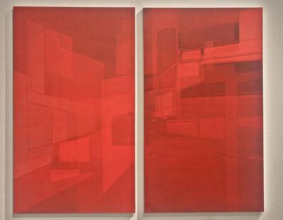Marna Shopoff, 'Crimson Exchange', 2013