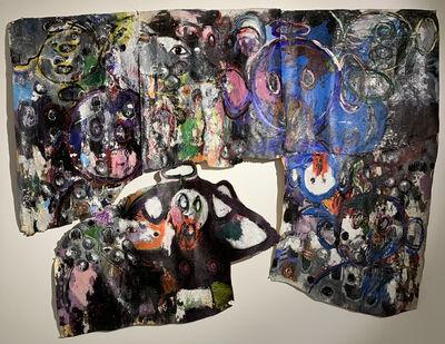 Sejiro Avoseh, 'Animals in charge', 2020