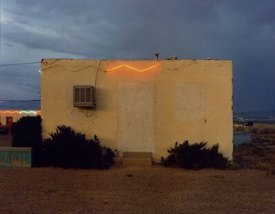 Steve Fitch, 'Grandview Motel, Raton, New Mexico', 1981