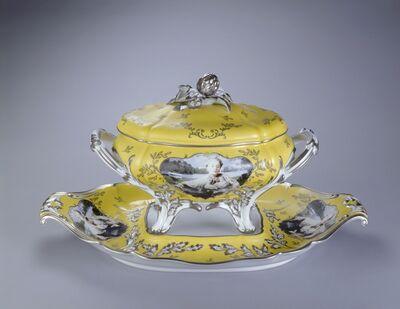 Cindy Sherman, 'Madame de Pompadour née Poisson (1721-1764) Soup Tureen and Platter', 1990
