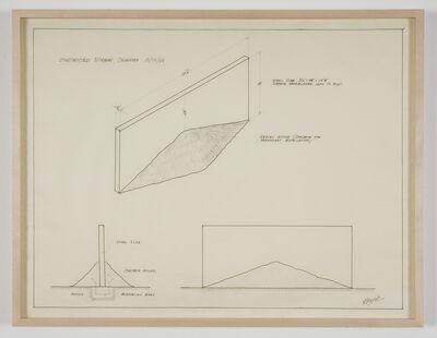 Robert Morris (b. 1931), 'Untitled (Constructed Norman, Oklahoma)', 1969