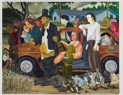 Nicole Eisenman, 'The Triumph of Poverty', 2009