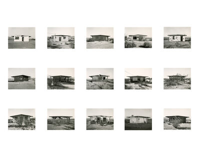 Mark Ruwedel, 'Wonder Valley Survey', 2013/2014