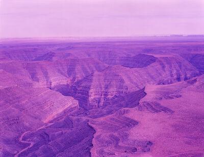David Benjamin Sherry, 'View from Muley Point II Bears Ears National Monument, Utah', 2018