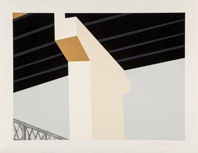 Allan D'Arcangelo, 'Bridge', 1979
