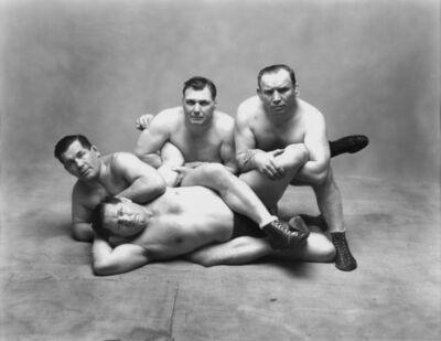Irving Penn, 'Dusek Brothers, New York', 1948