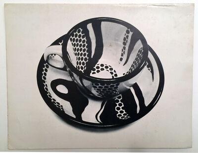 Roy Lichtenstein, 'Dishes by Roy Lichtenstein, Brochure/Mailer October 1st, 1966', 1966