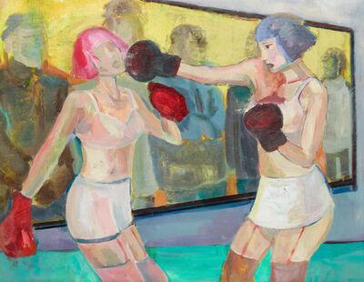 Ava Tan, 'The show i fight II', 2018