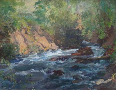 Waldo Park Midgley, 'Creek in Utah', ca. 1939