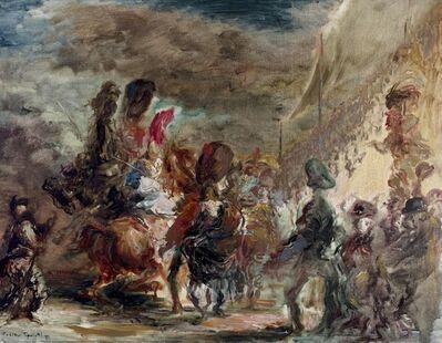 Feliks Topolski, 'Old England', 1943