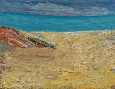 John Santoro, 'Beach: Red Rock', 2017