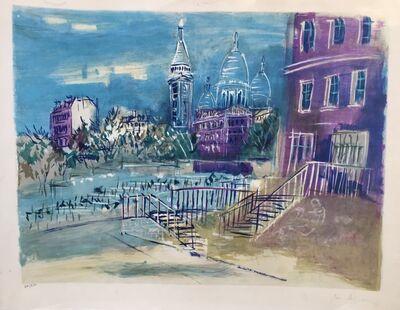Jean Dufy, 'Montmartre', 1940
