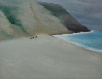 Evgeniya Buravleva, 'The beach', 2015