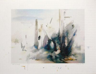 Richard Hamilton, 'Soft Blue Landscape', 1979