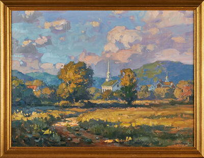 "John C. Traynor, '""Summer Morning""', 1999"
