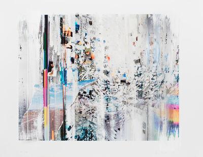 Sarah Sze, 'Afterimage, Silver', 2018