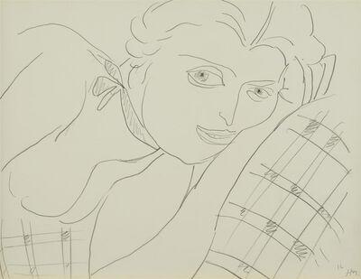 Henri Matisse, 'Femme au repos (Lydia)', 1935