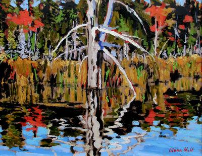Glenn Hall, 'Bradley Brook Bog', 2018