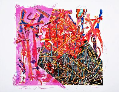 Nancy Graves, 'Calibrate', 1981