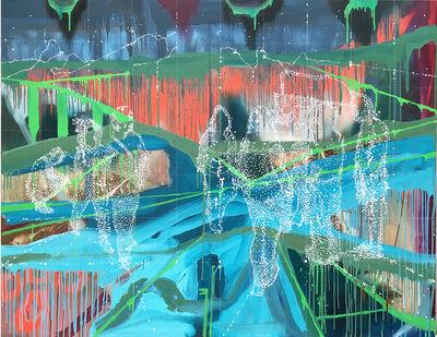 Jon Cattapan, 'Crystal Positions', 2017