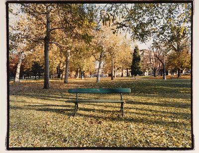 Luigi Ghirri, 'Giardini di Reggio Emilia', 1990