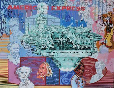 Renelio Marin, 'American Express ', 2014