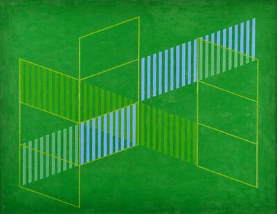 Sewell Sillman, 'Green', 1958