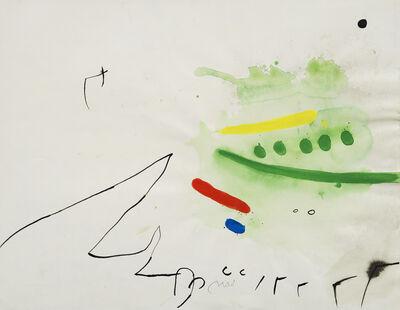Joan Miró, 'Paysage II', 1973