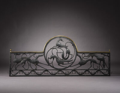 Wilhelm Hunt Diederich, 'Window Railing for the James Byrne Residence, 270 Park Avenue, New York', about 1920