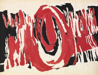 Reinhold Koehler, 'Décollage Pur', 1960