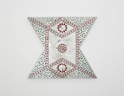 Monir Farmanfarmaian, 'Untitled (Square)', 2011