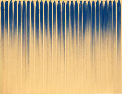 Lee Ufan, 'From Line No. 800139', 1980