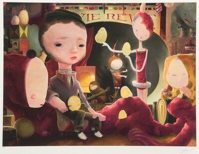 Joe Sorren, 'But Alive and Living', 2007