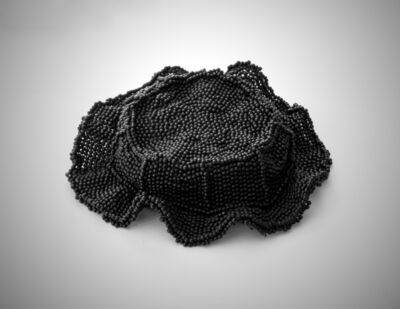 Joyce J. Scott, 'Harriet's Hat', 2017
