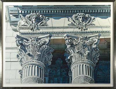 Bruce McCombs, 'Corinthian Columns', c. 1990
