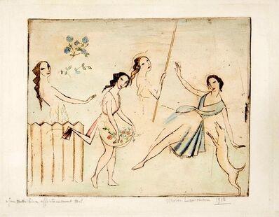 Marie Laurencin, 'Le Ballet', 1912