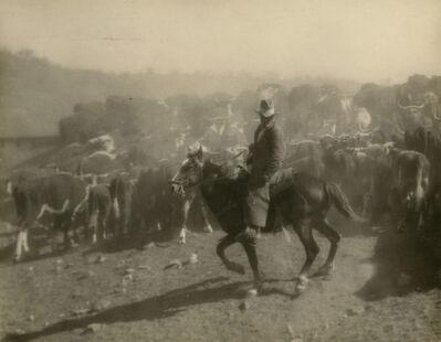 Forman Hanna, 'Arizona Cowboy', 1920-1929