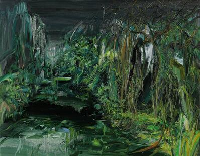 Oh Jieun, 'become a swamp 늪지가 돼 버린 공원', 2020