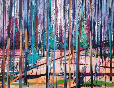 Theresa Möller, 'Trees', 2021