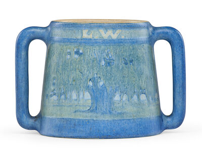 Anna Frances Simpson, 'Unique two-handled vase, L.W. 1917,', 1916