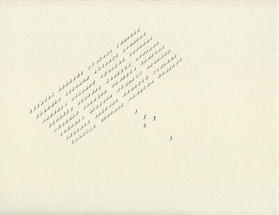 Renato Garza Cervera, 'Marées humaines (Conflits II) / Human Tides (Conflicts II) #10', 2017