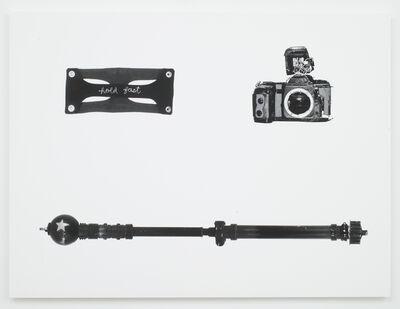 Daniel Peet, 'Itemized Objects (Hold Fast)', 2013