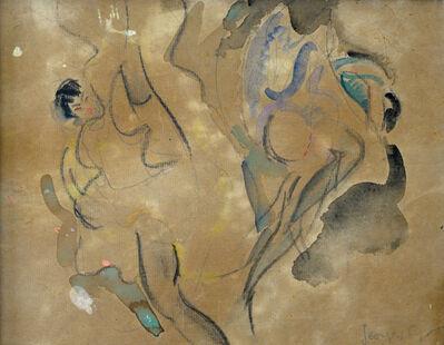 George Cyr, 'Dansuses French Cancan'