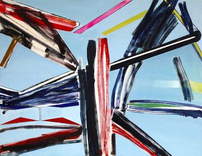 Laura Newman, 'House of Sticks', 2019