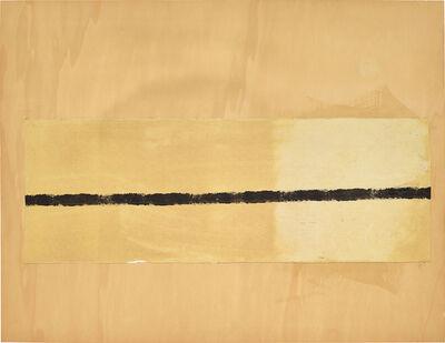 Piero Manzoni, 'Linea (frammento)', ca. 1959