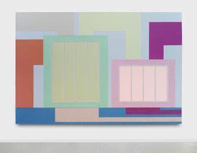 Peter Halley, 'Hot Lock', 2000